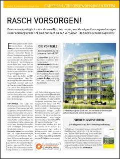 Bericht des Immokuriers über die aktuellen RVW Projekte in der Erdbergstraße und Erdberger Lände